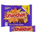 Cadbury Crunchie x 4 Pack 128g